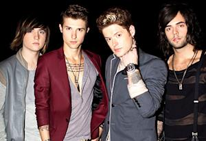 Hot Chelle Rae Singer Says Taylor Swift Never Dated Chord Overstreet
