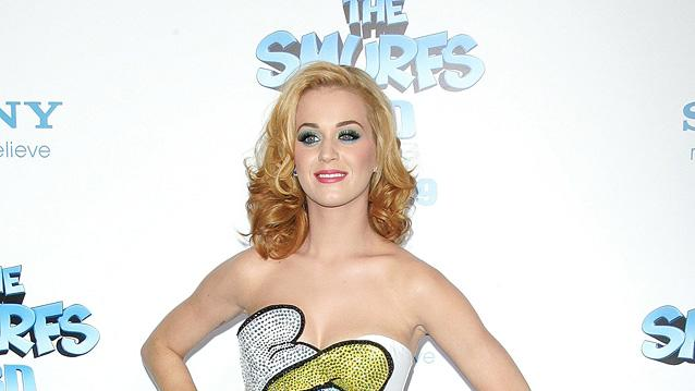 Worst Red Carpet Looks 2011 Katy Perry