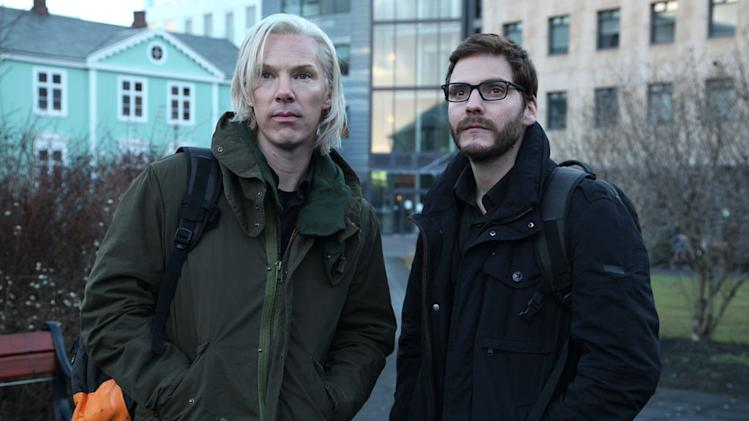 The Fifth Estate Movie Still