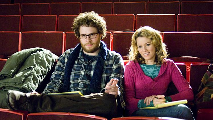 Seth Rogen Elizabeth Banks Zack and Miri Make a Porno Weinstein Still