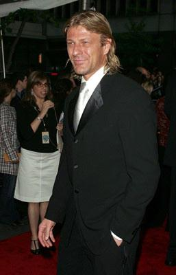Sean Bean at the New York premiere of Warner Brothers' Troy