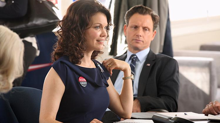 """Scandal"" -- ""A Criminal, a Whore, an Idiot and a Liar"" BELLAMY YOUNG, TONY GOLDWYN"