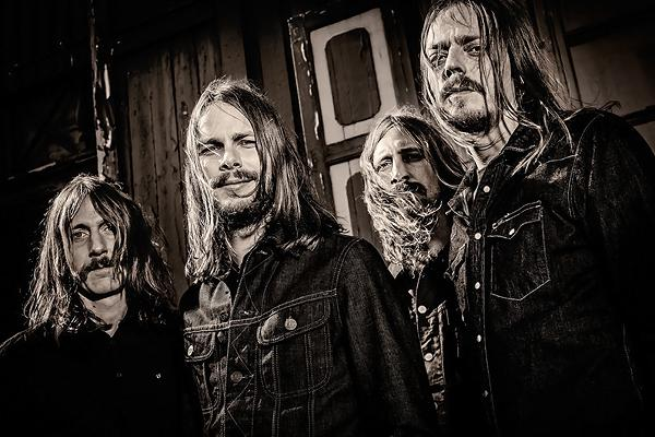 Swedish Rockers Graveyard Write What They Know on New Album