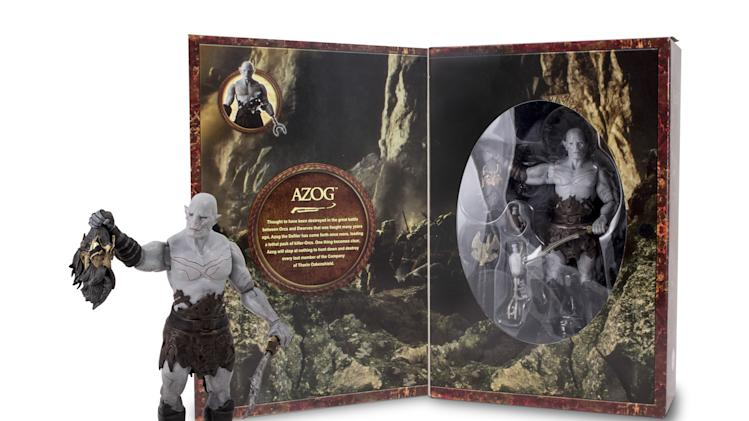 San Diego Comic-Con 2013 Exclusive Hobbit Collector Figure ? Azog
