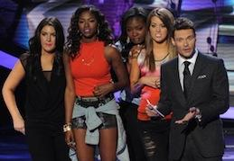 RATINGS RAT RACE: 'American Idol' Hits All-Time Low, 'Scandal' Rises, 'Vampire Diaries', 'Two & A Half Men' & 'Office' Hit Series Lows