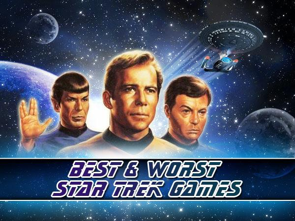 Star Trek Games: The Best and Worst