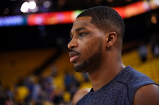 Tristan Thompson will make $82 million over five seasons. (Getty Images)