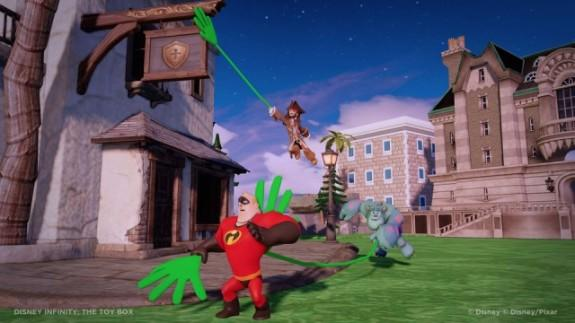 Disney Infinity Set For June Launch