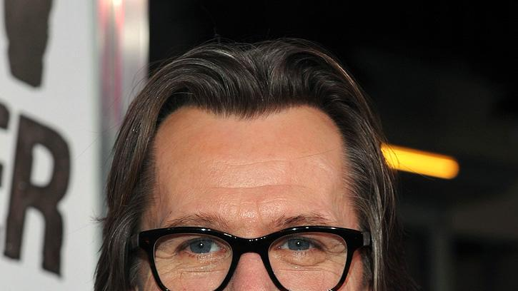 The Book of Eli LA premiere 2010 Gary Oldman