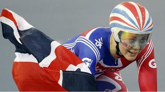 Cycling - Varnish edges out James as GB add more medals