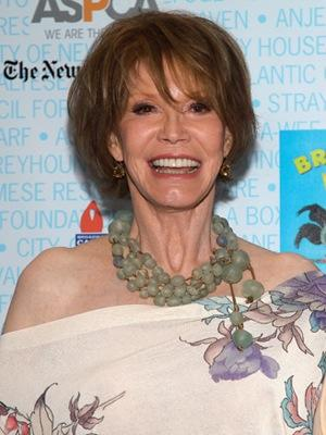 Mary Tyler Moore Reacts to Valerie Harper's Terminal Brain Cancer Diagnosis