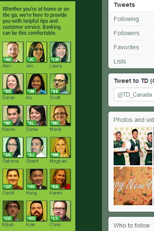This is Why TD Bank Is Winning at Social Service image td bank 3