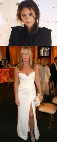 Victoria Beckham to design Jennifer Aniston's wedding dress?