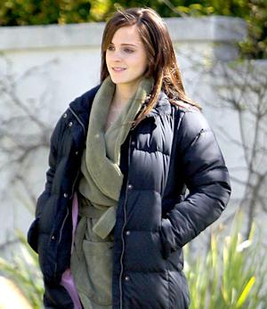PIC: See Emma Watson with Long Hair!