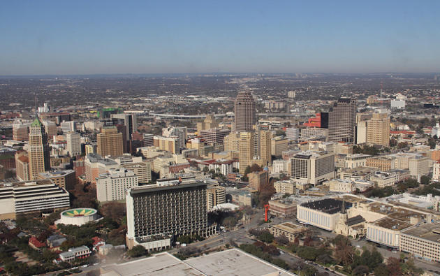 3. San Antonio, Texas (54 points)