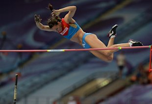 Pole-vaulter Yelena Isinbayeva said she is considering taking legal action to be able to compete in the upcoming Rio Olympics. (AFP)