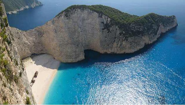 Navagio Beach (Greece)