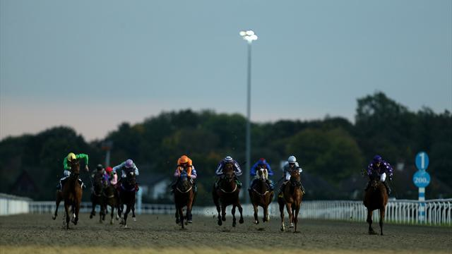 Horse Racing - Irish St Leger: Comfortable win for Voleuse De Coeurs