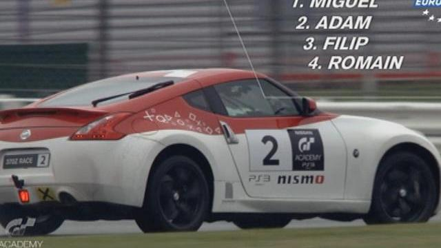 GT Academy Next Level #10