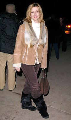 Sharon Lawrence Loverboy Premiere - 1/24/2005 Sundance Film Festival
