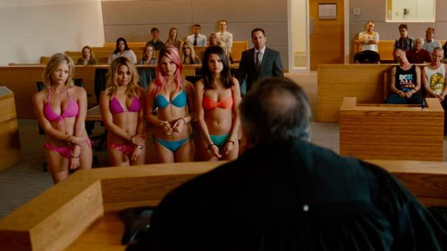 'Spring Breakers' Theatrical Trailer