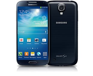 Samsung Galaxy S4 Review image galaxy s4 meet black