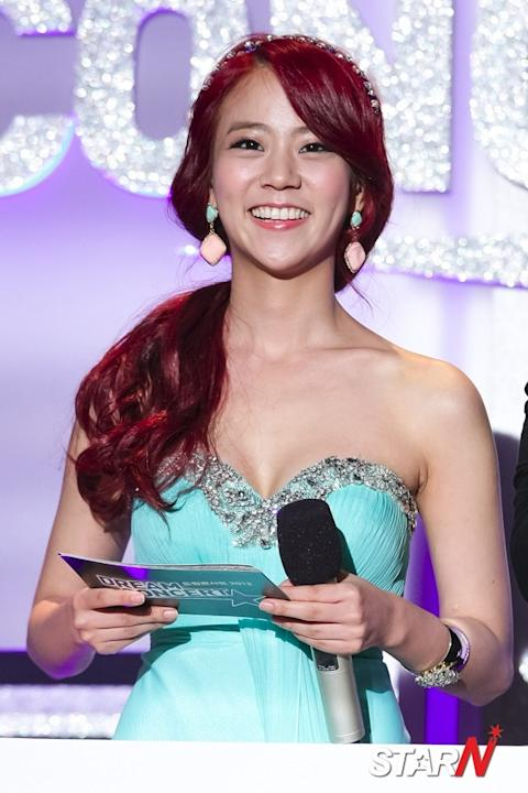 Han Seung-yeon got out of the hospital