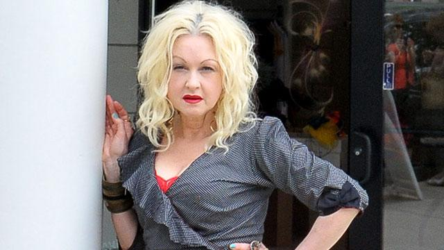 Cyndi Lauper Loses Uncle in Superstorm Sandy
