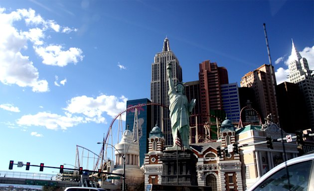 Las Vegas saw one of the biggest price drops since 2007. (Photo: Flickr | Gage Skidmore)