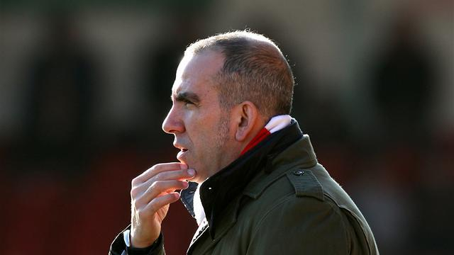 League One - Macclesfield stun Di Canio and Swindon