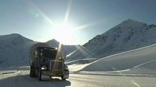 Ice Road Truckers: New King Of The Dalton