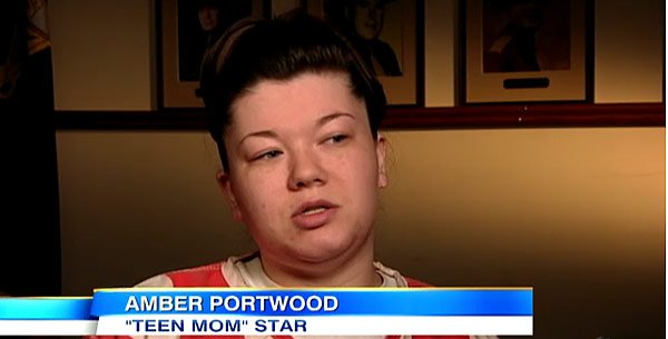 'Teen Mom' Amber Portwood: I Tried To Kill Myself