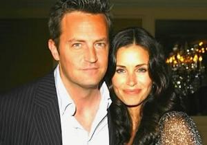 Friends Reunion Alert! Go On Casts Courteney Cox as Matthew Perry's Potential Love Interest