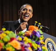 Here at Grazia HQ, we've always been massive fans of US President Barack Obama, but when he turned his hand to comedy on Saturday night at the annual White House Correspondents' Association Dinner, our obsession reached a whole new level