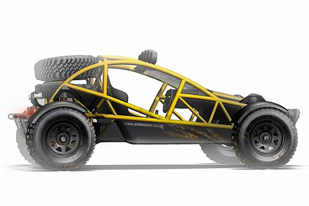 ariel atom nomad roll cage photo
