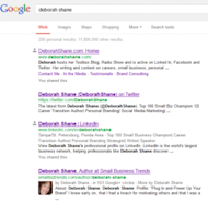 5 Things You Control In How Google Brands You image Dshane Google 300x295