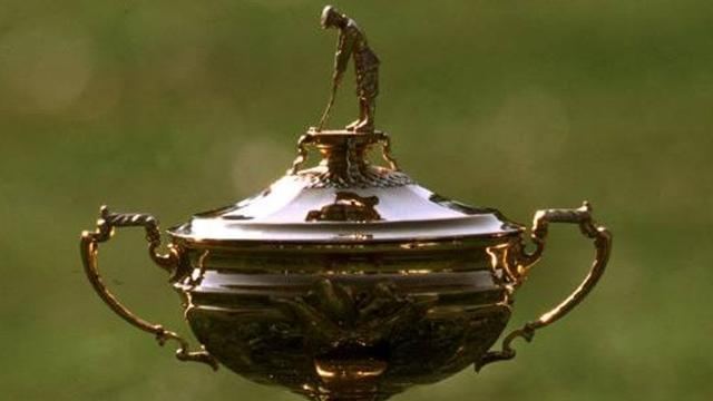 Golf - US Ryder Cup points table