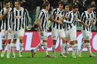 In Pictures: From doing the double over Inter to Del Piero's free kick versus Lazio – Juventus' memorable moments of 2011-12