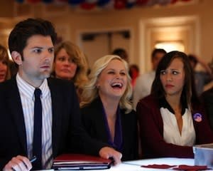 NBC Renews Parks and Recreation, Up All Night