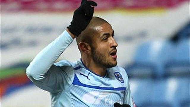 League One - Leaders Tranmere slip to Coventry defeat