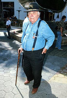 Jonathan Winters at the Universal City premiere of Universal's The Adventures of Rocky and Bullwinkle