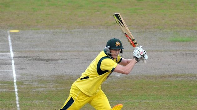 George Bailey starred as Australia beat West Indies
