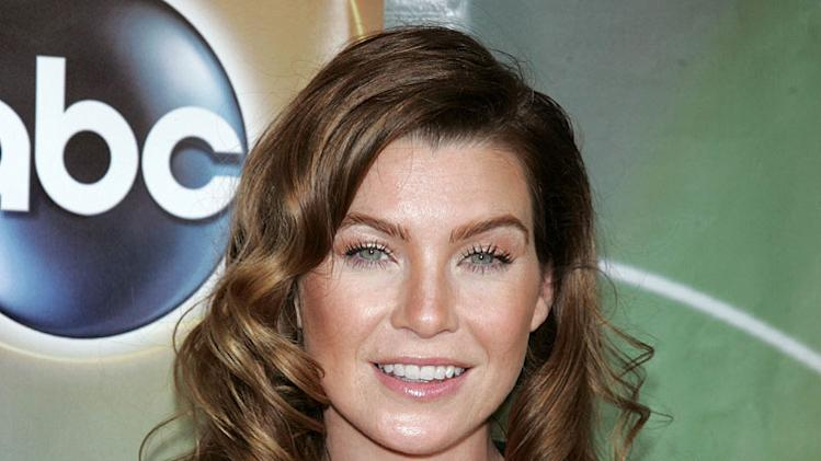 Ellen Pompeo at the ABC Upfront 2006-2007.