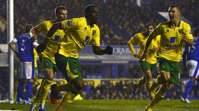 Premier League - Norwich to report 'racist comments' at Everton