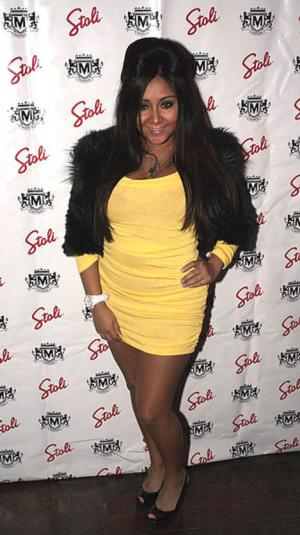 Snooki Loses 42 Pounds - Who Else Has Been Losing Weight Lately?