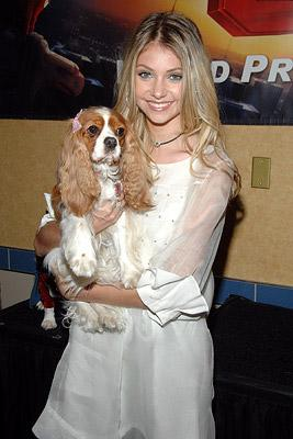 Taylor Momsen at the New York premiere of Walt Disney Pictures' Underdog