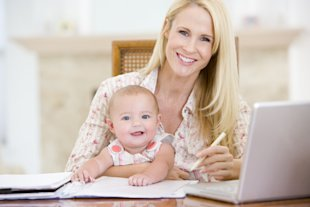 Time Management Tips for Business Moms image