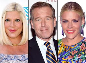 Busy Philipps, Tori Spelling Share Their Holiday Horror Stories