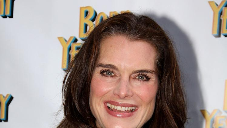 Brooke Shields Born Ystrdy Opn