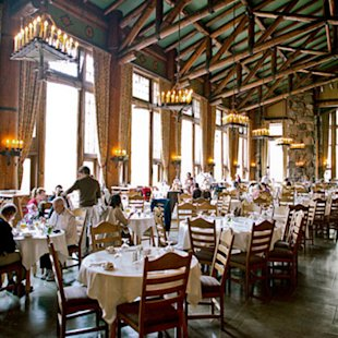 The Ahwahnee Hotel, Yosemite